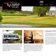 Responsive website design & build